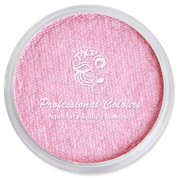 PXP Metallic Soft Pink PartyXplosion facepaint