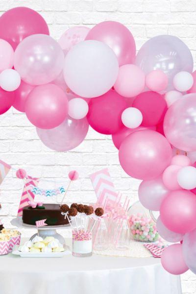 Balloon Deco Kit pink