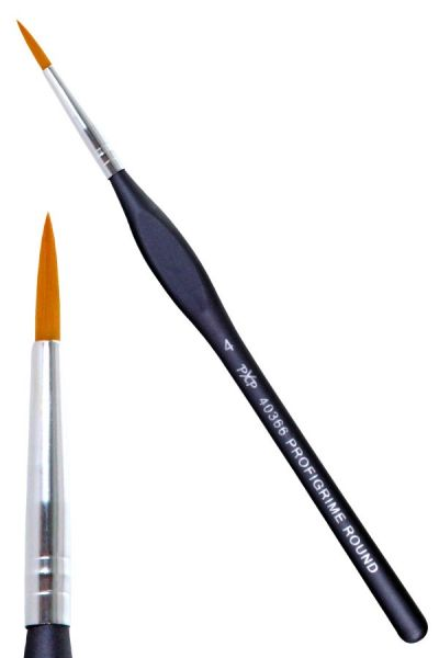 PXP pencil around ergonomic profiling grime size 4