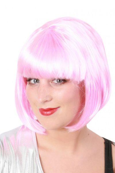 Bobline wig pink sensation