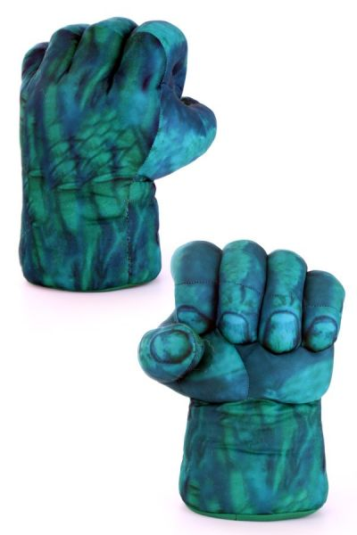 Mega smash hand green