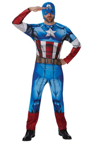 Captain America Civil War outfit