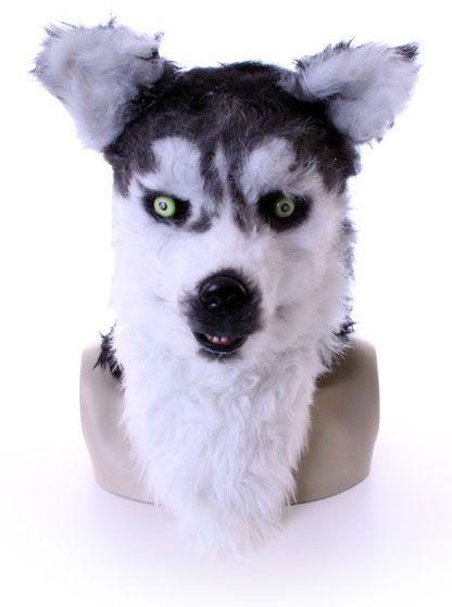 Full mask Husky Wolf