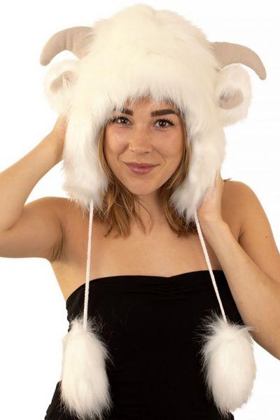 Funny beanie plush goat luxury