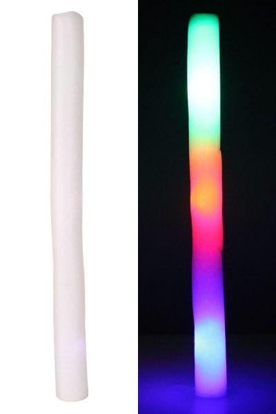 Foam stick led light multicolour