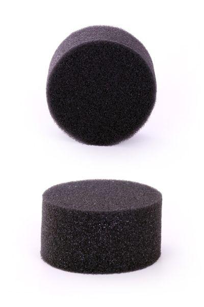 Makeup sponge black