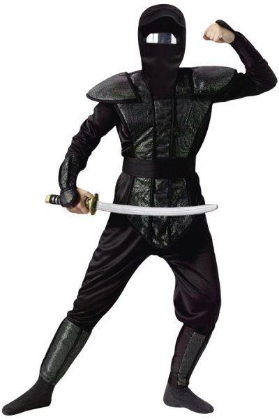Fancy dress Ninja outfit