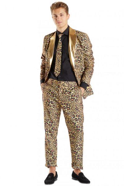 Panther pimp costume 3-piece