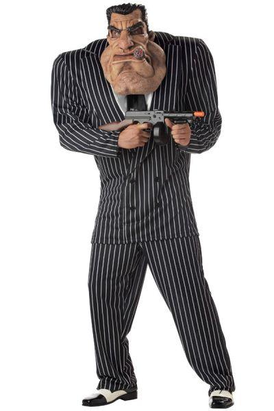 Mafia boss big Tony costume