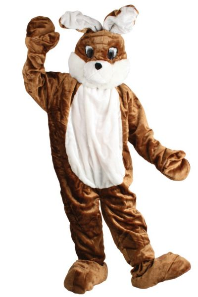 Easter bunny suit animals hares costume