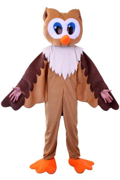 Owl animal costume the luxury