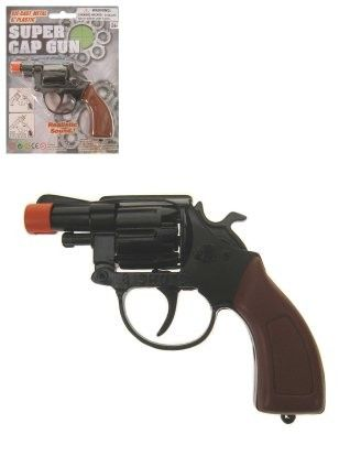 Cap gun Chief Special 8 shot