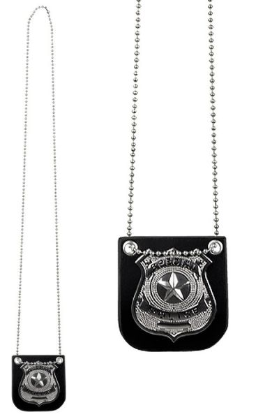 Chain Badge SPECIAL POLICE