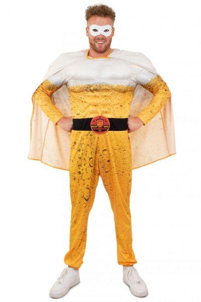 Super lager beer costume