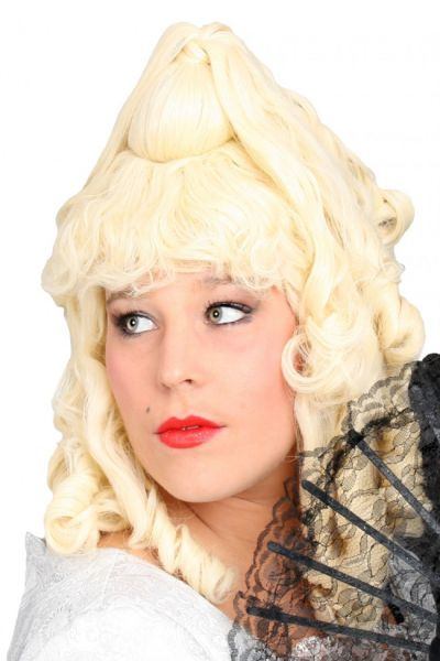 Baroque Wig Gini blond