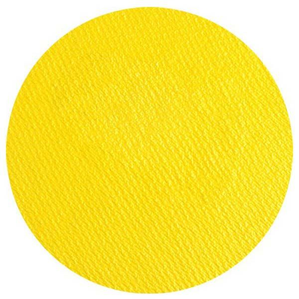 Superstar Facepaint color 132 Interfer Yellow Shimmer