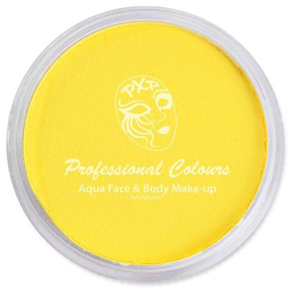 PartyXplosion facepaint Sunflower Yellow