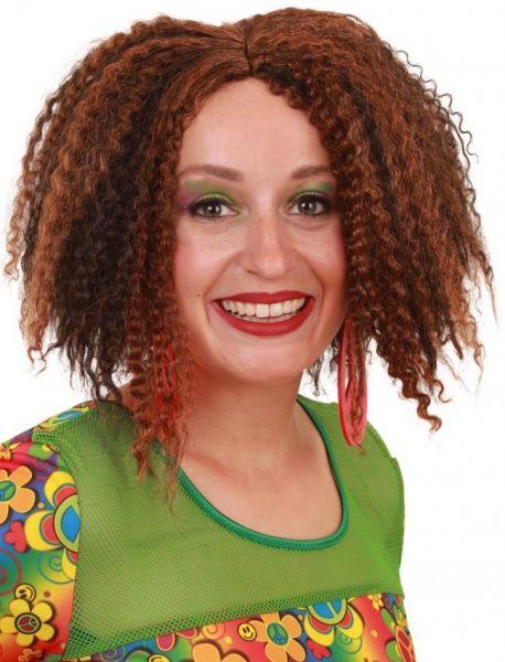 Wig Spice fine pipe curls