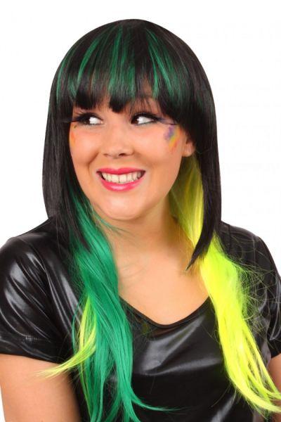 Ladies wig Dip-dye Valerie