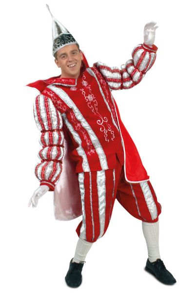 Prince Carnival costume suit