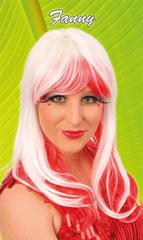 Ladies Wig fanny