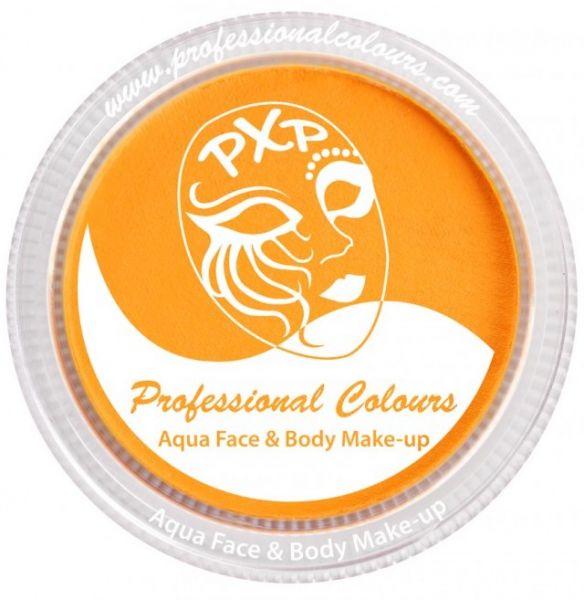 PartyXplosion Face paint aqua pastel orange 24E