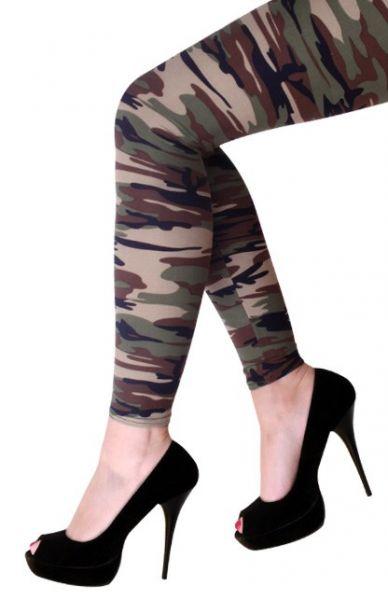 Military Legging camouflage