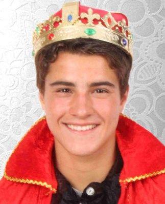 King crown gold