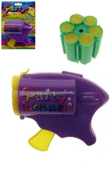 Partypopper Gun