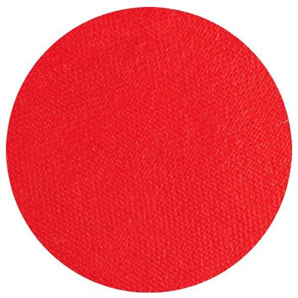 Superstar Facepaint 45 gram Fire Red color 035
