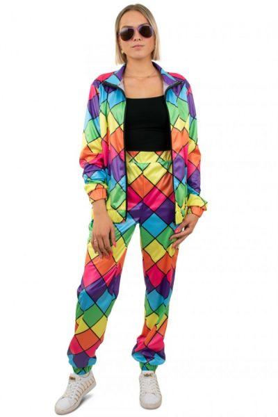 Blitz jogging suit eighties disco Girl