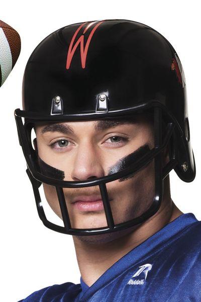 Helmet American Football black