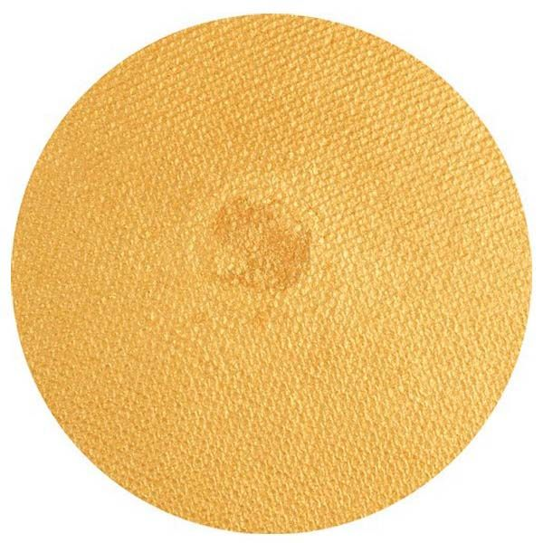 Superstar Facepaint Gold finch Shimmer color 141