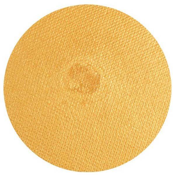 Superstar Aqua Face & Bodypaint Gold finch Shimmer color 141