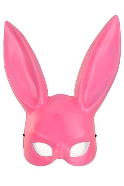 Half mask pink rabbit