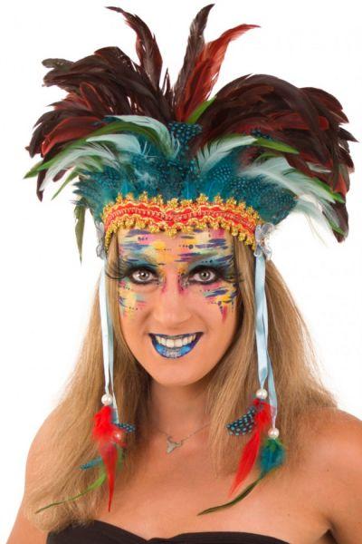 Indians feather headdress Pawnee dance