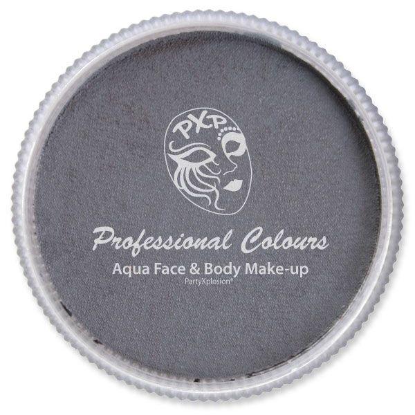 PXP Face paint gray FDA - EU PartyXplosion