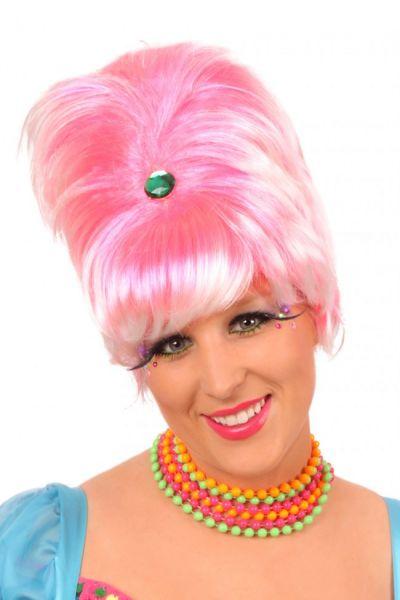 Pink Tippy Wig