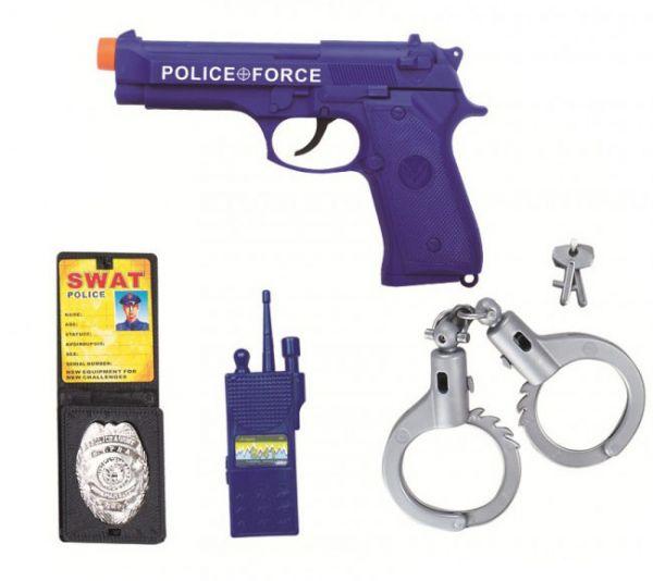 Police SWAT set 5-piece