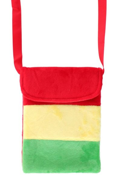 Bag red yellow green reggae