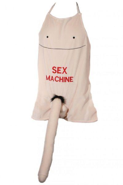 Cooking Apron Sex machine