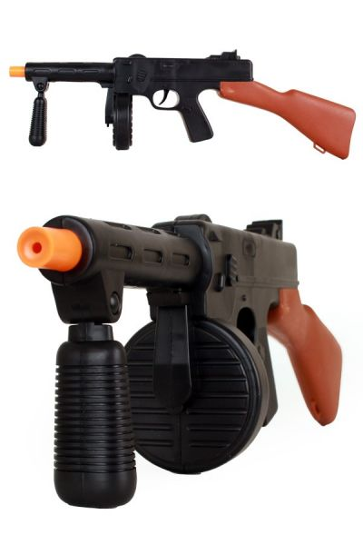 Machine Rifle Tommy Gun