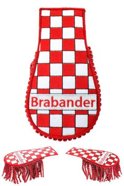Set of shoulder epaulets Brabander