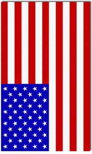 American Flag USA America 90 x150 cm