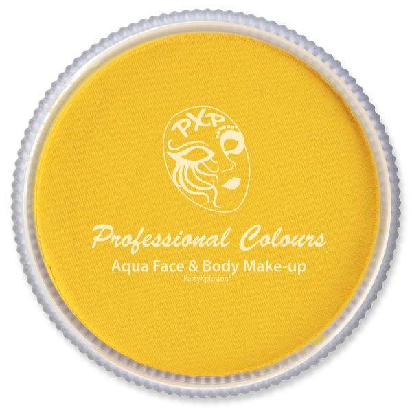 PXP facepaint yellow PartyXplosion