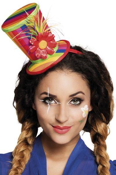 Rainbow hat on headband