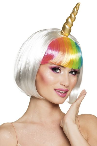 Wig Unicorn short moonlight