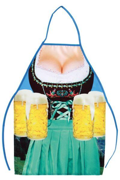 Oktoberfest beer apron Dirndl