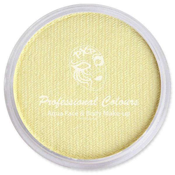 PXP Metallic Soft Yellow PartyXplosion facepaint