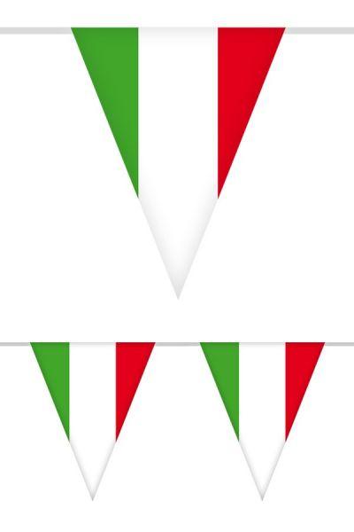 Flag line Italy 60m
